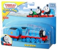 CBL86 / R8852 Fisher-Price Thomas the Train: Take-n-Play Gordon MATTEL
