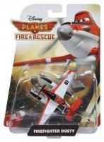 Lėktuvas CBX27 / CBK59 Mattel Planes FIREFIGHTER DUSTY Lėktuvai vaikams