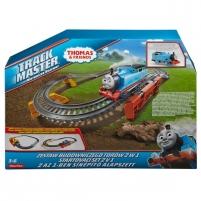 Traukinukas CDB57 / CCP36 TrackMaster FISHER PRICE MATTEL Geležinkelis vaikams