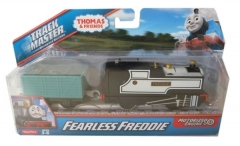 CDB73 / BMK88 Fisher-Price Thomas The Train - TrackMaster Motorized FEARLESS FREDDIE