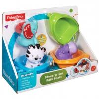 CDC04 Fisher Price žaislai voniai MATTEL Kūdikių maudynėms