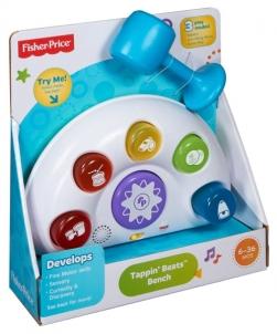 CDC12 Купить muzikinis žaislas Fisher Price MATTEL Žaislai kūdikiams