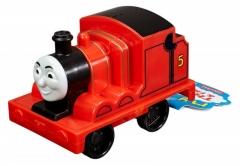CDN26 / W2190 Fisher-Price My First Thomas The Train Push Along James Train
