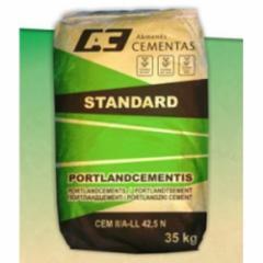 Cementas Portlandcementis CEM II/A-LL 42.5N Cements