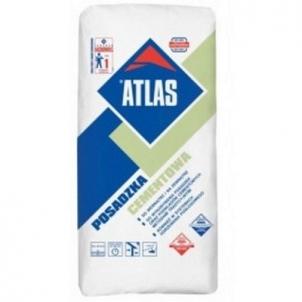Cementinis mišinys grindims ALTAS 25 kg Išlyginamieji mišiniai
