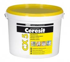 Ceresit CX5, 2 kg, montažinis cementas Kompensācijas maisījumi