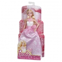 CFF37 Кукла Barbie «Сказочная невеста» Mattel