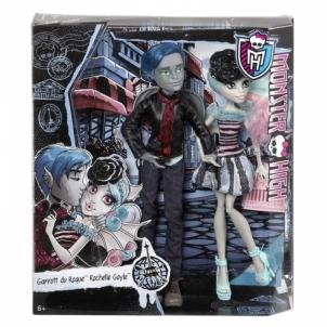 CGH17 Mattel, Monster High lėlės Garrott du Roque