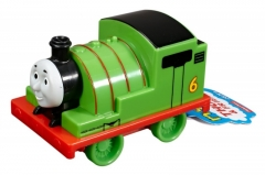 CGT39 / W2190 Fisher-Price My First Thomas The Train Push Along Percy Engine
