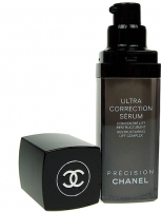Chanel Ultra Correction Serum Concentre Lift Restructur Cosmetic 30ml Maskuojamosios priemonės veidui