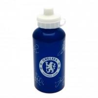 Chelsea F.C. aliuminio gertuvė (Autografai)