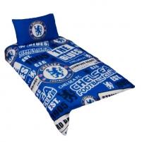 Chelsea F.C. patalynės komplektas (Logotipai) Supporter merchandise