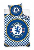 Chelsea F.C. patalynės komplektas (Smulkiai languotas)