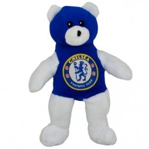 Chelsea F.C. pliušinis meškiukas (Mėlyna/Balta)