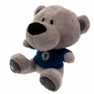 Chelsea F.C. pliušinis meškiukas (Pilkas)