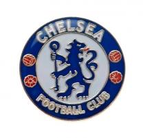 Chelsea F.C. prisegamas logotipo formos ženklelis