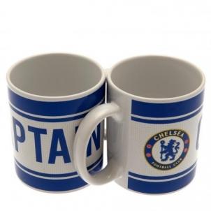 Chelsea F.C. puodelis (Captain)