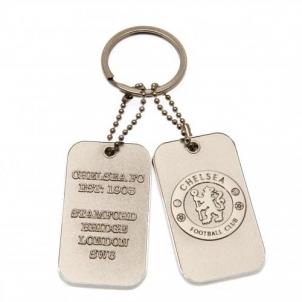 Chelsea F.C. raktų pakabukas - žetonai