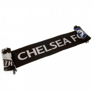Chelsea F.C. šalikas (Juodas)