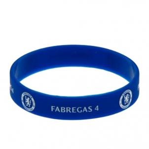 Chelsea F.C. silikoninė apyrankė (Fabregas)