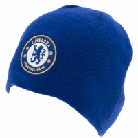 Chelsea F.C. žieminė kepurė (Mėlyna) Sirgalių atributika
