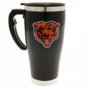 Chicago Bears prabangus kelioninis puodelis
