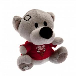 Chicago Bulls Timmy pliušinis meškiukas (Pilkas)