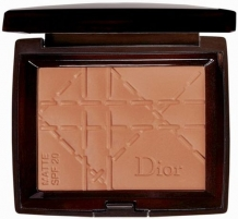 Christian Dior Bronze Matte Sunshine Powder Cosmetic 9ml Skaistalai veidui