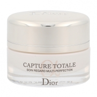 Christian Dior Capture Totale Multi-Perfection Eye Treatment Cosmetic 15ml For smoothing around eyes Paakių priežiūros priemonės