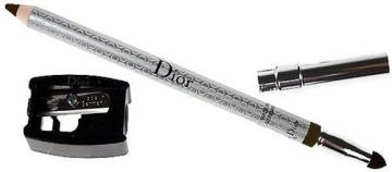 Christian Dior Dior Crayon Eyeliner Brown Cosmetic 1,2g (Without box) Akių pieštukai ir kontūrai