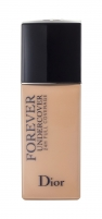 Christian Dior Diorskin Forever 015 Tender Beige Undercover 24H Makeup 40ml Makiažo pagrindas veidui