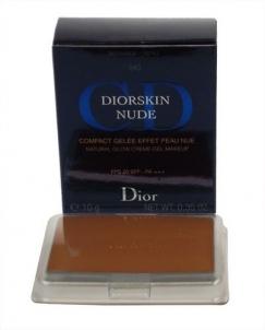 Christian Dior Diorskin Nude Creme Gel Makeup 040 Cosmetic 10g Pudra veidui