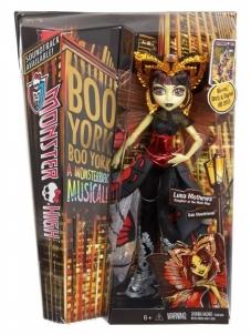 CHW62 / CHW64 lėlė Monster High NY, Mattel Žaislai mergaitėms