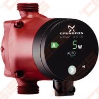 Cirkuliacinis siurblys negeriamam vandeniui Grundfos Alpha2 25-60 130; 1~230V Cirkulācijas sūkņi