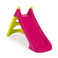 Čiuožykla | XS žalia - rožinė | Smoby Žaidimų aikštelės