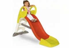 Čiuožykla 3032163102625 Smoby 5ft Kids Garden Slide - Orange and Yellow Playgrounds