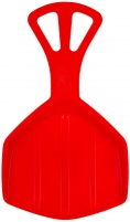 Čiuožynė su rankena DUA GRIP 0271 57x33 cm red Rogutės