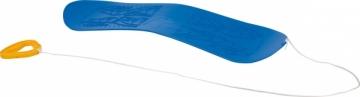 Čiuožynė su rankena ir virvele SLIDEBOARD 70x20.5cm blue Rogutės