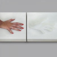 Mattress MAIZINIS - medium soft (15cm height) - 180x200x15 cm