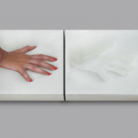 Mattress MAIZINIS - medium soft (20cm height) - 160x200x20 cm