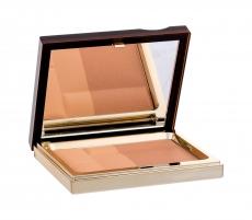 Clarins Bronzing Duo SPF15 Cosmetic 10g 01 Light Pudra veidui