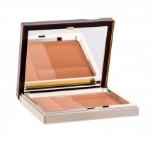 Clarins Bronzing Duo SPF15 Cosmetic 10g 02 Medium Pudra veidui