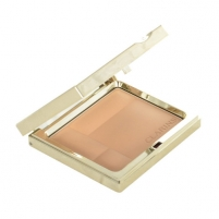 Clarins Ever Matte Shine Control Mineral Powder Compact Cosmetic 10g Nr.02 Transparent Medium Pudra veidui