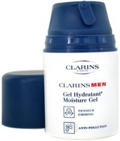 Clarins Men Moisture Gel Cosmetic 50ml (Without box) Skutimosi želė