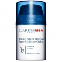 Clarins Men Super Moisture Balm Cosmetic 50ml Skutimosi želė