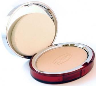 Clarins Powder Compact 20 Cosmetic 10g Pudra veidui