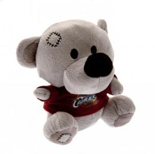 Cleveland Cavaliers Timmy pliušinis meškiukas (Pilkas)