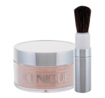 Clinique Blended Face Powder and Brush Cosmetic 35g Pudra veidui