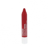 Clinique Chubby Stick Intense Lip Balm Cosmetic 3g 03 Mightiest Maraschino Blizgesiai lūpoms