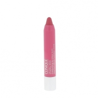 Clinique Chubby Stick Lip Balm Cosmetic 3g 06 Woppin´ Watermelon Blizgesiai lūpoms